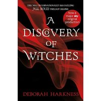 A Discovery of Witches: Now a major TV series (All Souls 1) at Foyles Bookstore