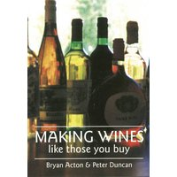 Making Wines Like Those You Buy at Foyles Bookstore
