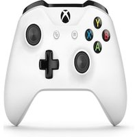Xbox One Controller Wireless 6-Axis Dual Vibration Joystick Gamepad For Xbox One Slim Console /PC Win 7 8 10 White