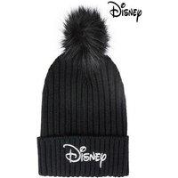 Hat Disney Black
