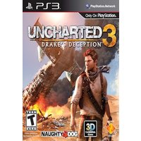 PS3 Uncharted 3 Drake`s Deception -