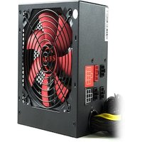 Mars MPII750 Gaming - PC Gaming power supply (750W, ATX, 12 cm fan, PFC Active, single rail 12V)