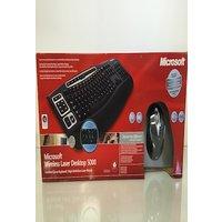 MICROSOFT Wireless Laser Desktop 5000 USB, Schweizer