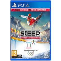 PS4 STEEP ROAD TO OLYMPICS (WINTER GAME EDITION) R2