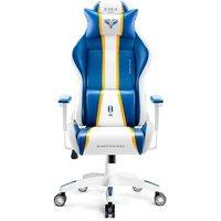 Fotel DIABLO CHAIRS X-ONE 2.0 Normal Size Aqua Blue Gaming Chair