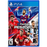 PS4 eFootball PES 2020 R2 ENGLISH (Physical)