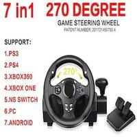 270 Degree Racing Gamepad Steering Wheel