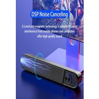 Soundbarx Altavoces Bluetooth Speakers Caixa De Som Amplificada Microphone Barre De Son pour TV Home Theater Alto-falant
