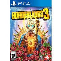PS4 BORDERLANDS 3 R3 (Physical)