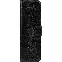 Xiaomi Redmi 6A- Surazo® Phone Case Genuine Leather- Cayme Black