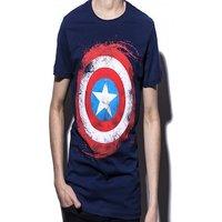 Marvel - Marvel Comics Men's T-shirt L Multi-colour