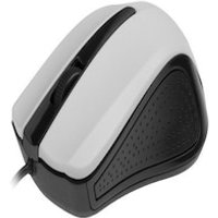 Gembird MUS-101-R Optical mouse, USB, white