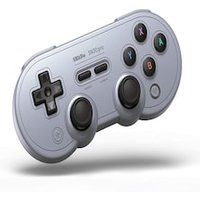 8Bitdo Sn30 Pro Bluetooth Gamepad (Gray Edition) - Nintendo Switch Gray