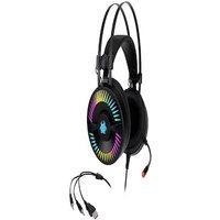 Tracer Gamezone Madman - RGB Gaming Headset - Black