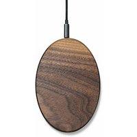 Oakywood - Wooden QI Wireless Charger - Walnut
