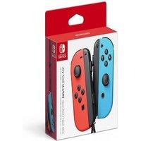 Nintendo Joy-Con (L)/(R) - Neon Red/Neon Blue for Nintendo Switch Multi-Colored