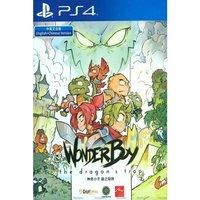 Ps4 Wonder Boy The Dragon's Trap R3