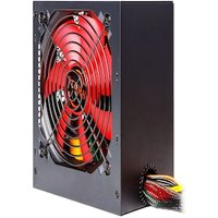 Mars MPII650 Gaming - PC Gaming power supply (650W, ATX, 12 cm fan, PFC Active, single rail 12V)