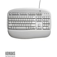 Logitech Value Keyboard White (CRO Layout)