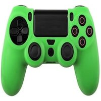 Silicone Protect Case GREEN (PS4) Green
