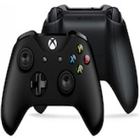 Xbox One Controller Wireless 6-Axis Dual Vibration Joystick Gamepad For Xbox One Slim Console /PC Win 7 8 10 Black