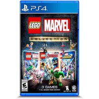 PS4 LEGO MARVEL COLLECTION - ALL ENG (Physical)