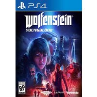 PS4 WOLFENSTEIN YOUNG BLOOD R3 (Physical)