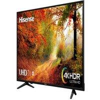 Smart TV Hisense 43A6140 43 Inch 4K Ultra HD WIFI HDR Black