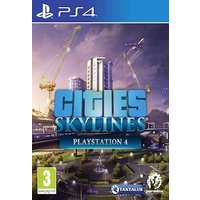 PS4 CITIES SKYLINES - R2