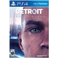 PS4 DETROIT BECOME HUMAN R1 (Physical)