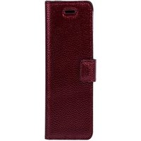 Xiaomi Mi A1 / MiA1- Surazo® Phone Case Genuine Leather- Ferro Red