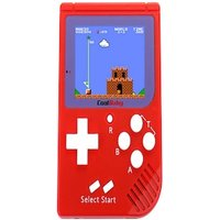 Coolboy Retro Mini 2 Handheld Classic Console built-in 129 games Video Electronic Portable Handheld Console White