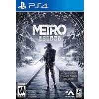 PS4 METRO EXODUS R3 CHN/ENG SUB