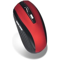 Mouse Gaming 2.4GHz Wireless, USB Receiver Pro Gamer For PC Laptop Desktop Computer Mouse Mice For Laptop computer Red