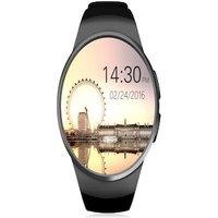 KingWear KW18 Connected Watch Phone - Nano SIM