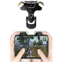 Mobile Game Controller Black Gaming