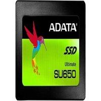 Adata Su650 2.5″ 480 Gb Sata Iii (6 Gb/s) 520Mb/s 450Ms/s
