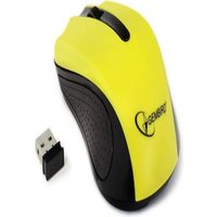 Mouse Gembird MUSW-101-Y Wireless optical mouse, yellow