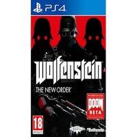 Wolfenstein - The New Order PS4 (UK PEGI) (englisch) [uncut]