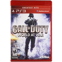 PS3 CALL OF DUTY WORLD AT