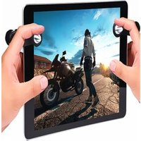 Tablet Game Controller Shooting and Trigger
