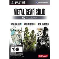 PS3 METAL GEAR SOLID HD COLLECTION R1