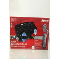 Microsoft Wireless Optical Desktop 2000 Belgium Layout