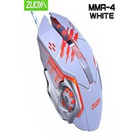 Professional Gaming Mouse DPI Optical Wired Mouse White