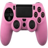 Silicone Protect Case PINK (PS4) Pink