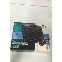 Logitech Wireless Desktop MK300, Slovenska