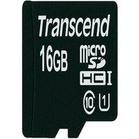 Karta Pamięci Transcend Microsdhc 16 Gb