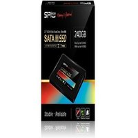 Dysk Ssd Silicon Power Silm S55 2.5″ 240 Gb Sata Iii (6 Gb/s) 550Mb/s 500Ms/s