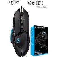 Logitech Original Mouse G502/G102 Programmable High Performance Blue