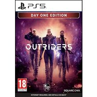 PS5 Outriders - Day One Edition   Physical Copy   (PS5)